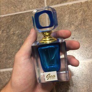 GCA Art Glass Perfume Bottle
